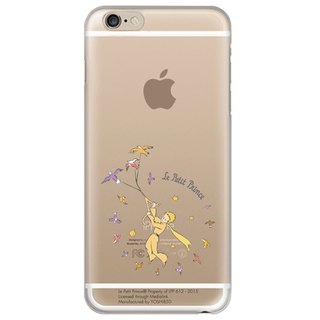 Little Prince classic license - TPU phone case - [take me to travel] <iPhone/Samsung/HTC/ASUS/Sony/LG/小米/OPPO>