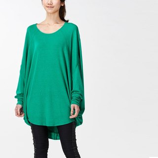 【Top】 Great Circle Design long sleeve shirt _ green