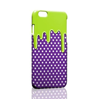 Dissolved! Green dots custom Samsung S5 S6 S7 note4 note5 iPhone 5 5s 6 6s 6 plus 7 7 plus ASUS HTC m9 Sony LG g4 g5 v10 phone shell mobile phone sets phone shell phonecase