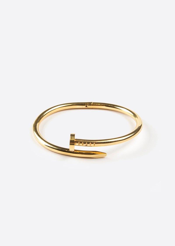 GOOTS / Nail bracelet-釘子手環