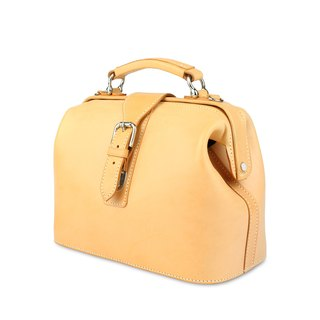 HARRYLAI Egawa [Hands] vintage handmade retro classic doctor bag handbag shoulder bag backpack oblique