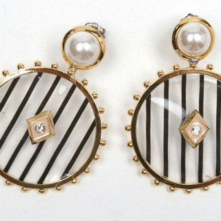 Manish Earrings / JC2000