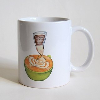 Mr. duplicity coffee cup / mug