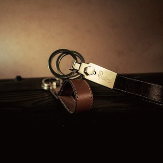 [PAS CHER Bashaka] Collection double ring key ring