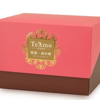 [Stores] Te'Amo black tea bags Box - Ceylon ‧ Luna Ruhuna (15 in)