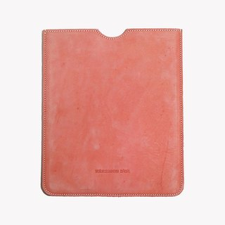 HÉRISSON D'OR Macaron new iPad sleeve - Rose