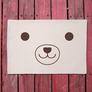 Little Bear Picnic Fun Cultural & Creative wind Placemats