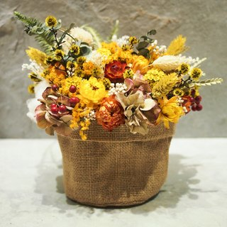*temperature spread*dried flower ceremony