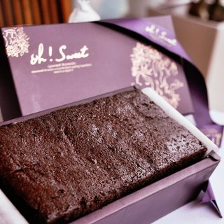 Original Belgian bittersweet chocolate brownie [large quantity Gift Box]