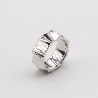 Sunny Silver Ring