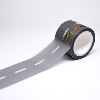 Road series masking tape : road
