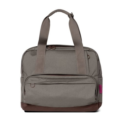 Hellolulu-action life travel bag / sports bag / multi-function portable, shoulder bag / 15-inch laptop bag -Caro (gray)