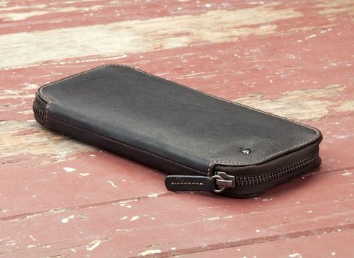 Plain-me exclusive agent in Australia and leather goods brand BELLROY Take Out Wallte (Java)