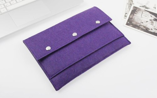 This special offer only a limited time while supplies last purple felt felt sleeve protective sleeve Apple iPad mini 1/2/3/4 laptop computer bag for Tablet PC