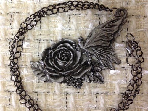 Rose Waltz Necklace