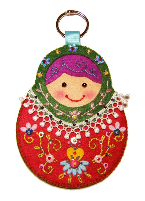 Russian doll card sets # 022