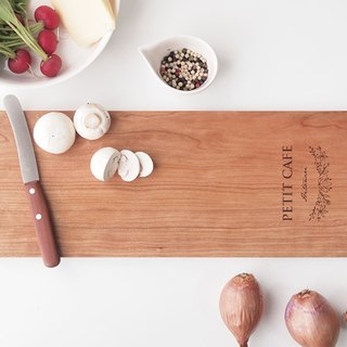 Cherry Wood Cutting Board(L)