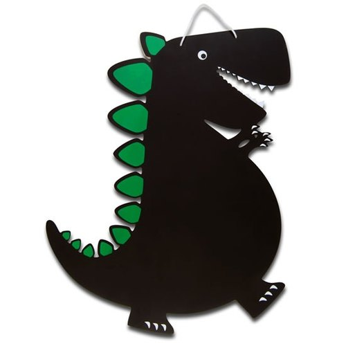 UK Fiesta good toy - Dinosaur Dinosaur Chalkboard blackboard modeling