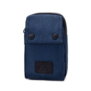 [THE DUDE]Darter Lightweight Pocket Waist Bag (Blue)