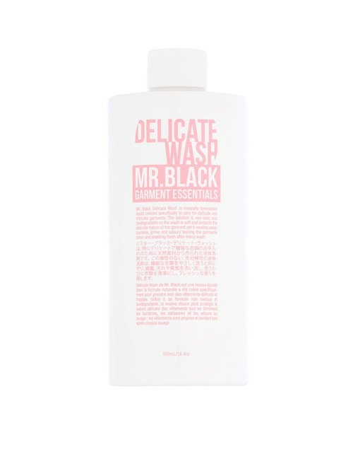 Mr. Black  Delicate Wash 精緻衣物溫柔洗劑  500ml