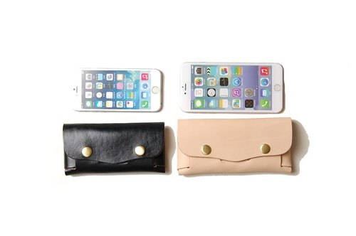 iPhone6 ​​Leather Case - iPhone6 ​​leather phone package