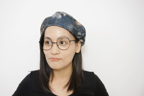 UFO beret autumn and winter essential - to render hair