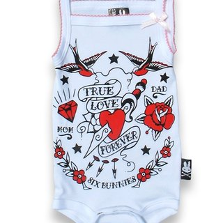 I cherish True love forever - baby clothing bag fart