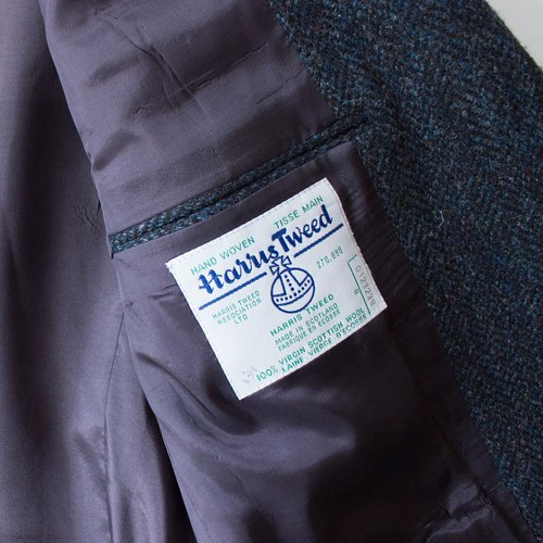 Vintage Harris Tweed hunting Jacket (MJ1317706)