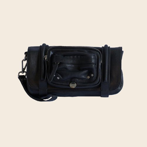 ► Marty C | Clutch bag ● Black / Roan Clutch