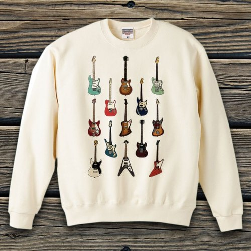 GUITARS # 2 Sweat