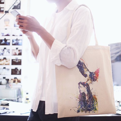 Shoulder bag / messenger bag / shopping bag