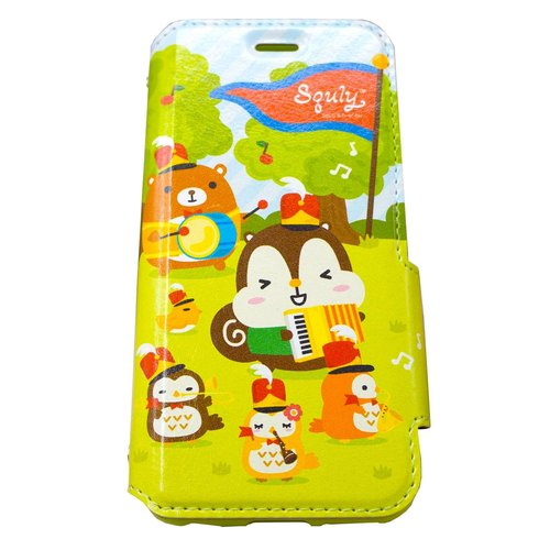 iPhone 6 Flip Case (Music) (D031SQE)