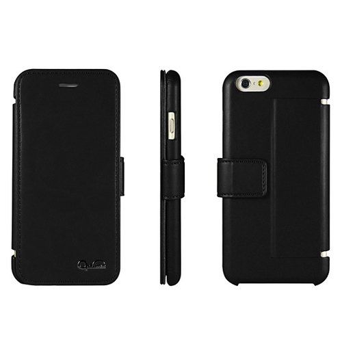 Optima iPhone 6 / 6s Cellusoft series flip side holster black