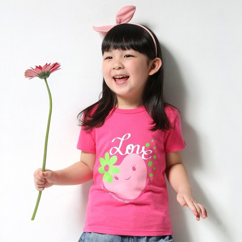 Kids Tee - Love Fruit