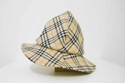 Steeple elf hat Classic Check suede subsection (Christmas Limited)