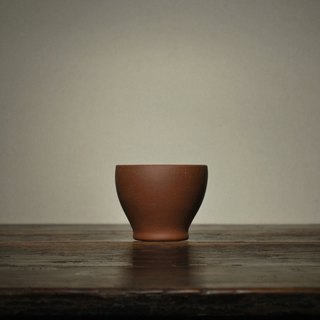 Three provinces Taihe purple sand cup