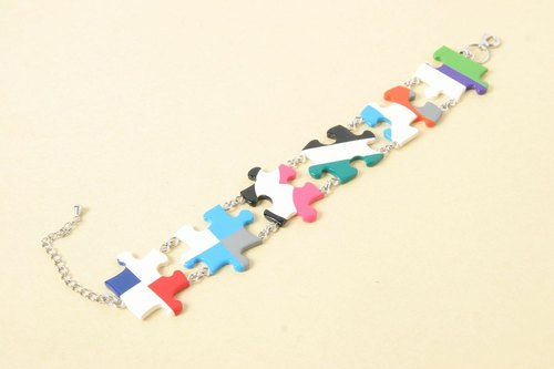 Puzzle bracelet excursion eve