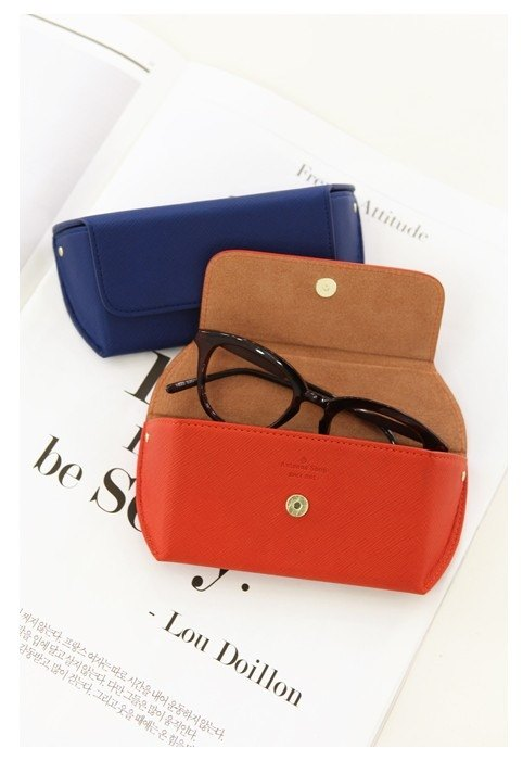 Korea Antenna Shop Table talk Glasses case multifunction fashion glasses case