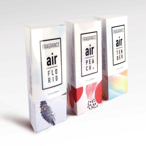 [Extra Value! ] Air Fragrance – Juicy Peach + Elegant Floral + White musk