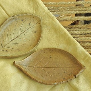 Living Tao. One leaf disc (right).