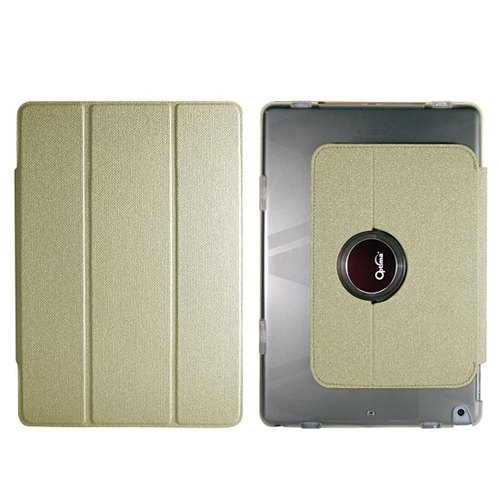 Optima iPad 2017 / iPad Air Smart 360 Flax Rotate Case