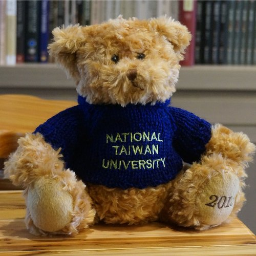 NTU 2015 Graduation Bear