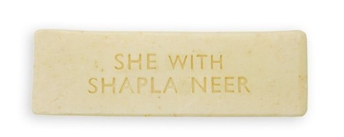 "Earth tree fair trade & eco- ""SHE WITH SHAPLANEER Series"" - Bangladesh Soap Face FACE SOAP"