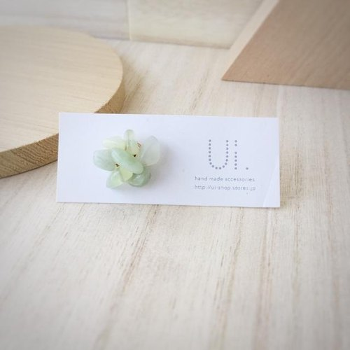 ui. Thinking earrings