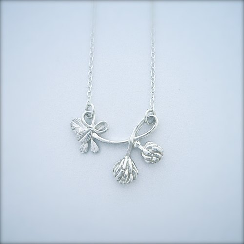 Clover Necklace (cv-nk-1)