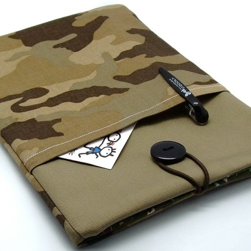 iPad Mini Cover / Case homemade tablet computer bags, cloth cover, cloth (which can be tailored No.) - Camouflage Pattern