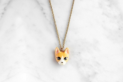Chaba Cat Necklace