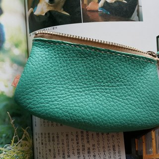 [Koike Pao firm] leather purse / Tiffany basket / hand-made leather / koike exclusive custom
