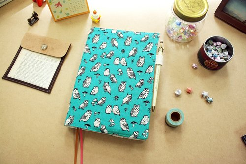 A5 / 25K manually adjustable cloth cotton clothes book / slipcase / book cover
