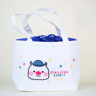 Star Rabbit SingSing Rabbit Warm Lunch Bag